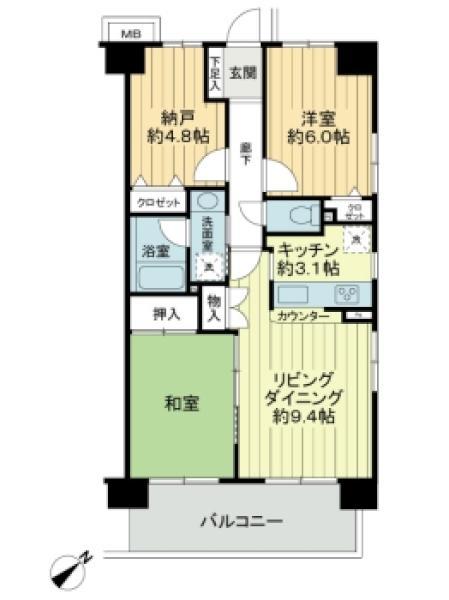 モア・ステージ千葉・新宿
