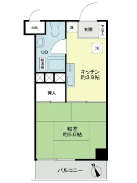 ライオンズマンション新高円寺