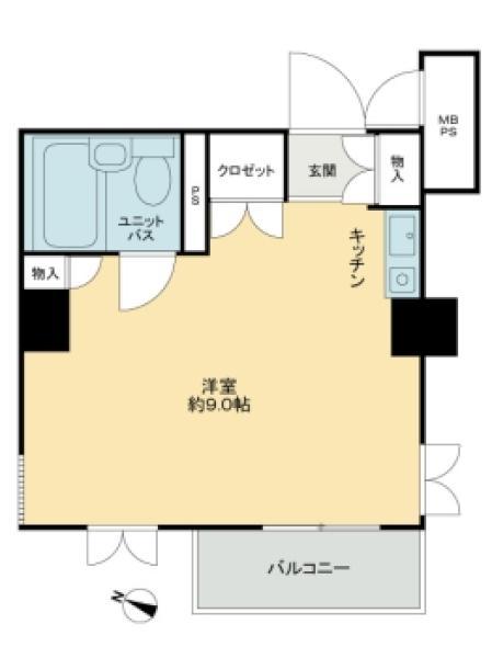 マートルコート駒沢大学