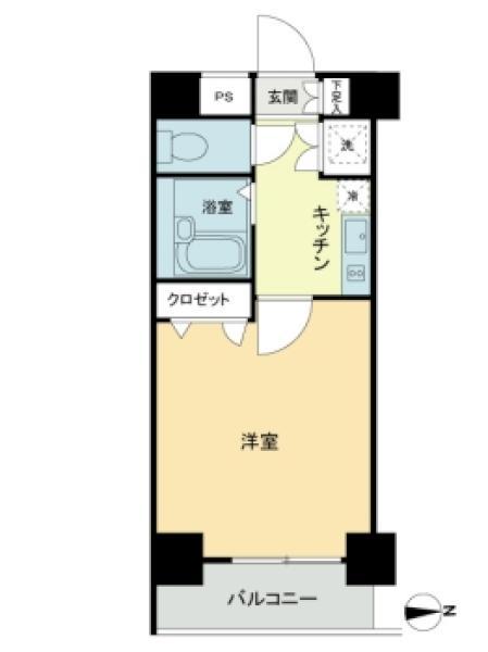 スカイコート神田第5