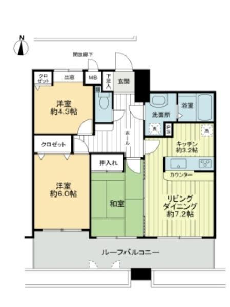 ガーデンライフ久里浜十弐番館