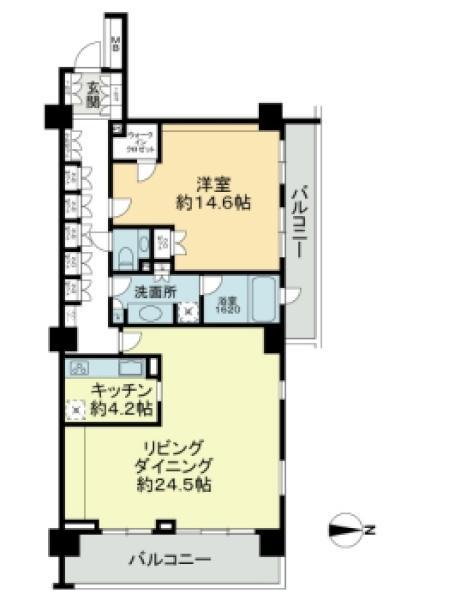 パ−クコ−ト渋谷大山町ザプラネ悠邸