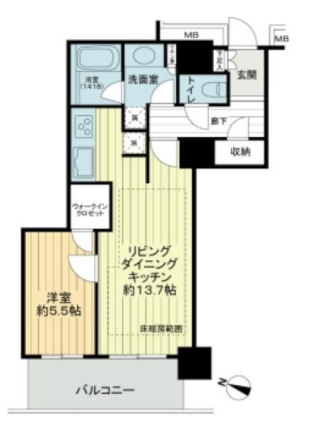 リエトコート武蔵小杉 EAST TOWER