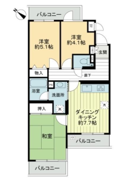 ライオンズマンション上福岡第2