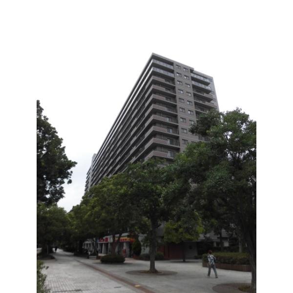 パークシティ検見川浜・西の街