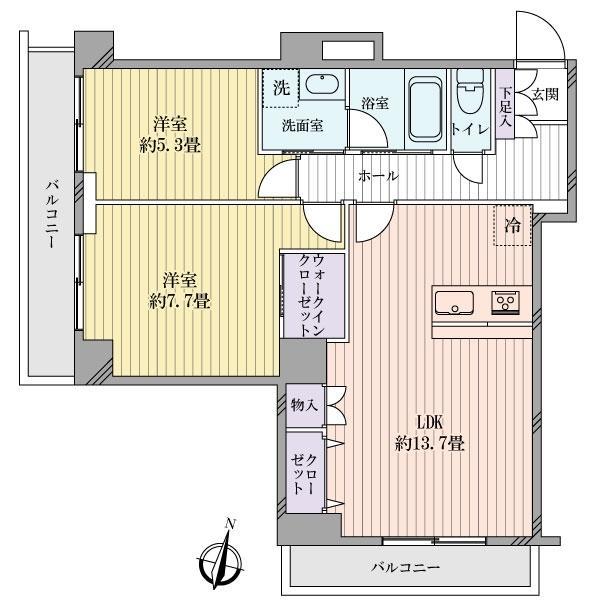 ライオンズマンシヨン錦糸町第5