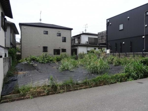 千葉県流山市駒木台