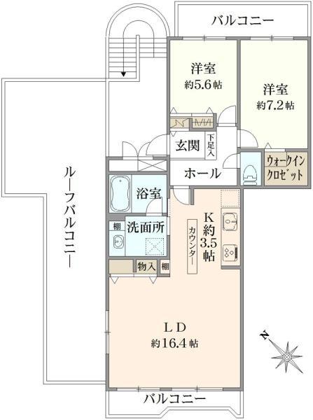 コスモ新検見川2