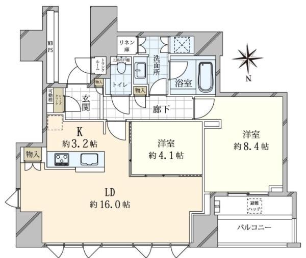 ザ・レジデンス三田