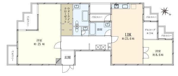 渋谷伊達町ハウス