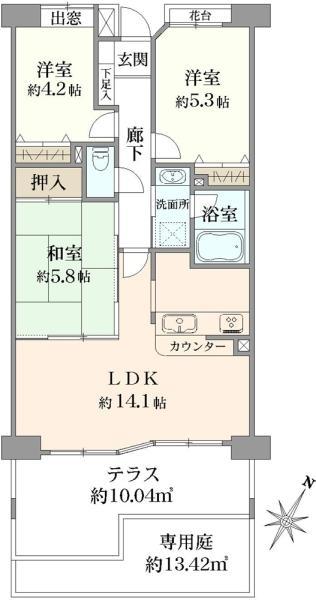 ルイシャトレ町田ヒルズ