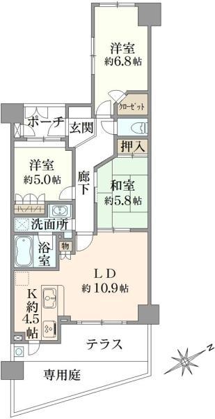 ファミールガーデン横浜・屏風浦