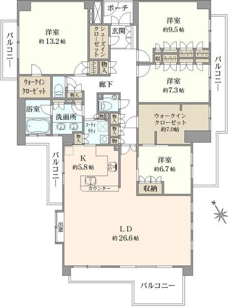 ジェイパーク横濱ヒルズ
