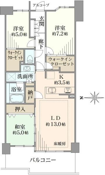 ヒルコートテラス横浜汐見台F棟