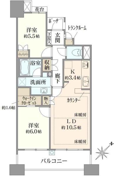 パークホームズ東神奈川ステーションアリーナ