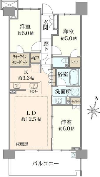 オハナ平塚桃浜