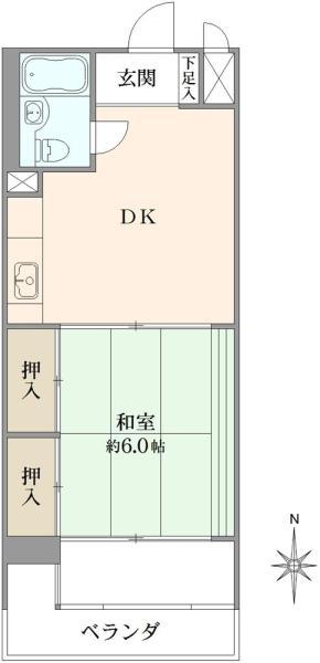 小金井ヘルスケアマンションB棟