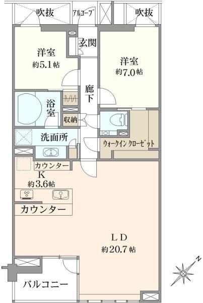 D'グランセ三田聖坂