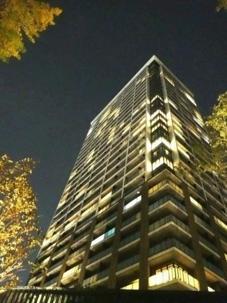 グランドメゾン白金の杜ザ・タワー