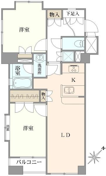 ジェイパーク武蔵小山弐番館