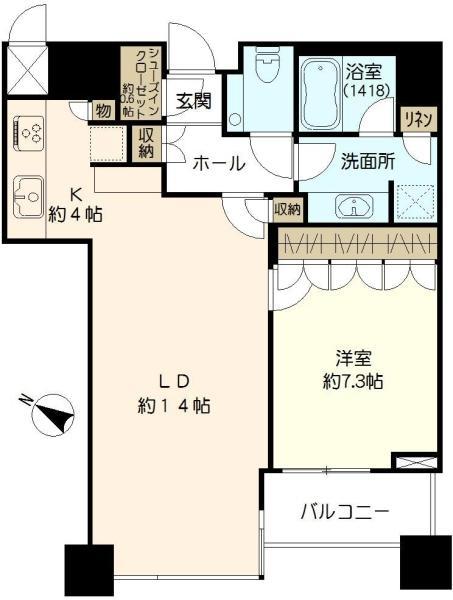 パークコート赤坂ザタワー