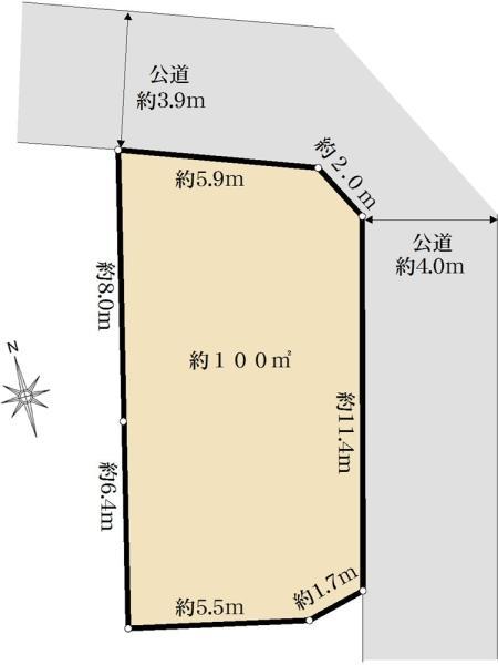 東京都杉並区永福2丁目