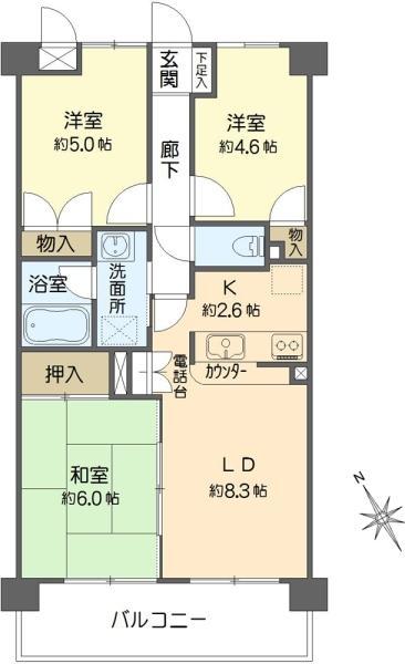 ニューライフ戸塚町