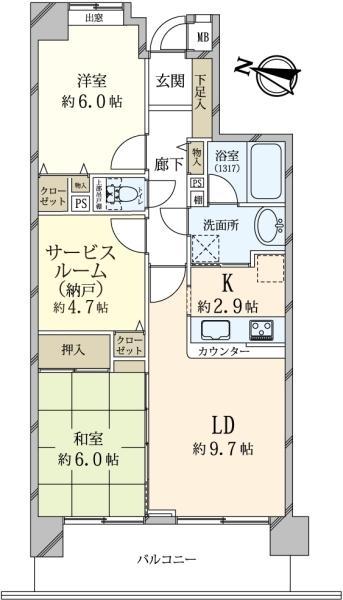 セザール東京ベイフロント