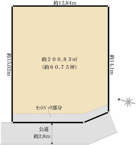 東京都豊島区高松2丁目