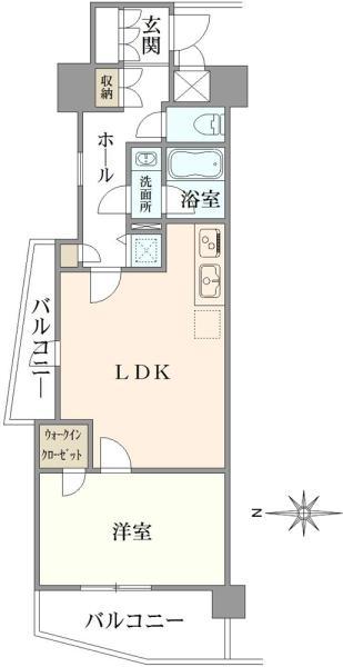 ニューイーストコート上野