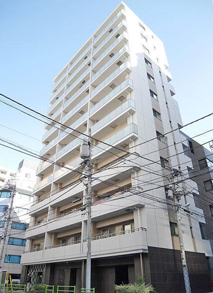 リリーゼ東京新富町