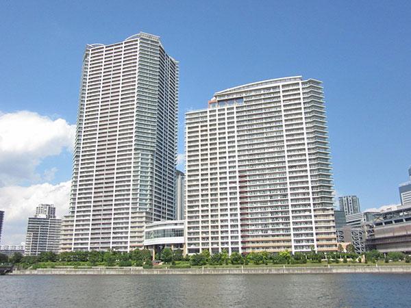 アーバンドックパークシティ豊洲タワーA