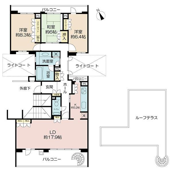 クリオレミントンハウス横濱山手イーストポート