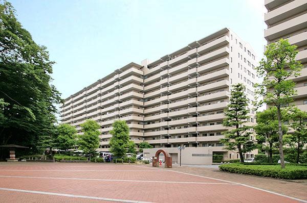 東急ドエル・ステージ21センターコート参番館