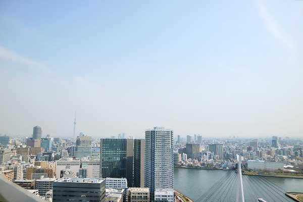 パークシティ中央湊ザタワー