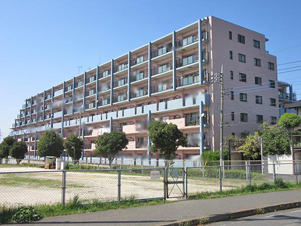 フェアパーク松戸六高台なみ木の街