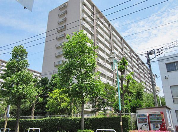 新松戸南パークハウスB棟