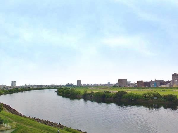 多摩川サンハイツ