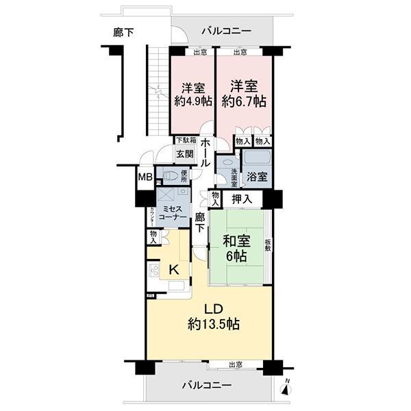 東急ドエル・ステージ21 センターコート弐番館