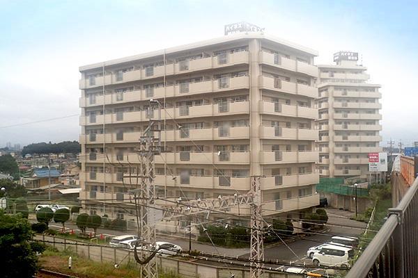 ハイネス勝田台弐番館